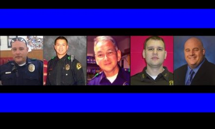 To the Dallas Five – we will never forget.  We will never stop praying.