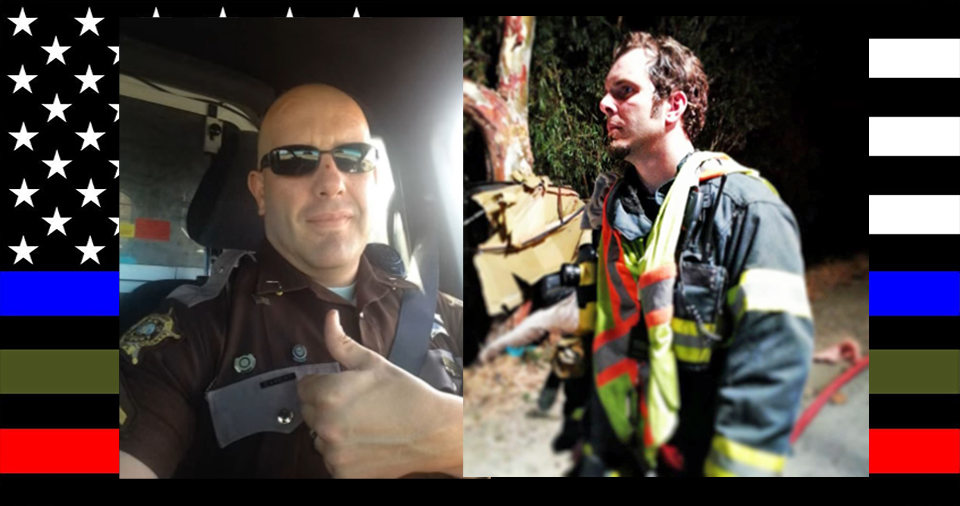 Profiles In Courage - Marine Vet, Firefighter And Singer - Songwriter Remembering His Fallen Police Sgt. Brother - John Preston