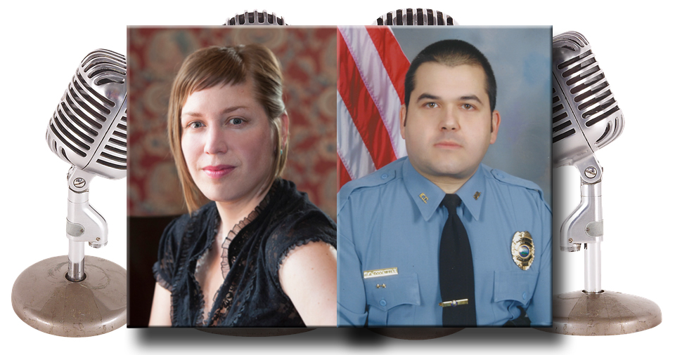 Profiles In Courage - Police Sergeant's Suicide And The Shocking Response From His Department - Lindsey Doolittle.