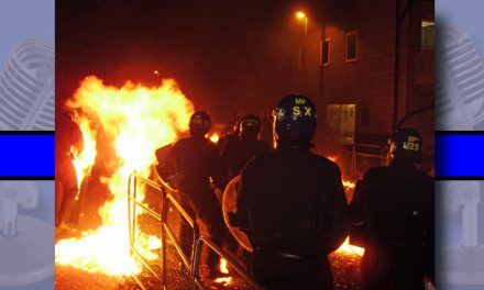 Profiles In Courage – When Protests Turn Into Riots – Retired Constable Neil Pollock.
