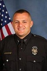 Officer Noah Straman (Photo: Courtesy LMPD)