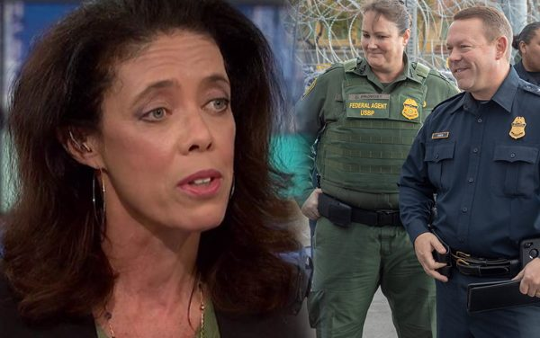 """""""Reporter"""" who attacked border patrol gets called out by LET.  Cue the meltdown."""