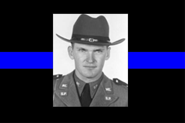 Outrage after thin blue line flag memorializing slain trooper deemed racist