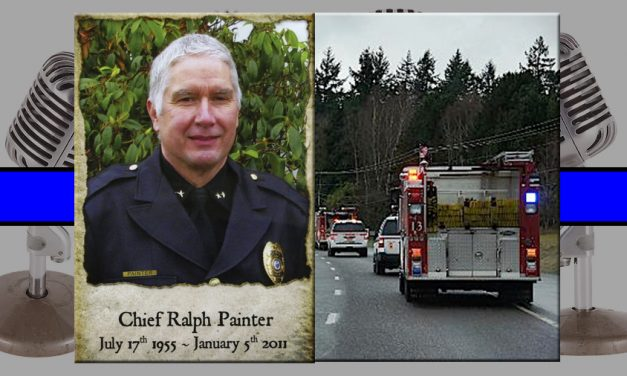 Profiles In Courage – Police Chief Ralph Painter Was Executed And His Murderer Got A Plea Deal – Alan Painter.