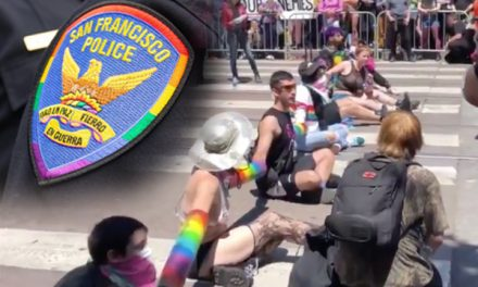 San Fran PD devote time, funds to Pride Parade- get attacked at parade