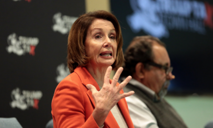 Police backed push to impeach Nancy Pelosi explodes after Trump tweet