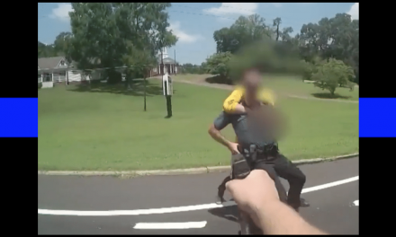 """""""We can help you"""" – video shows officers plead with armed man before fatal shooting"""