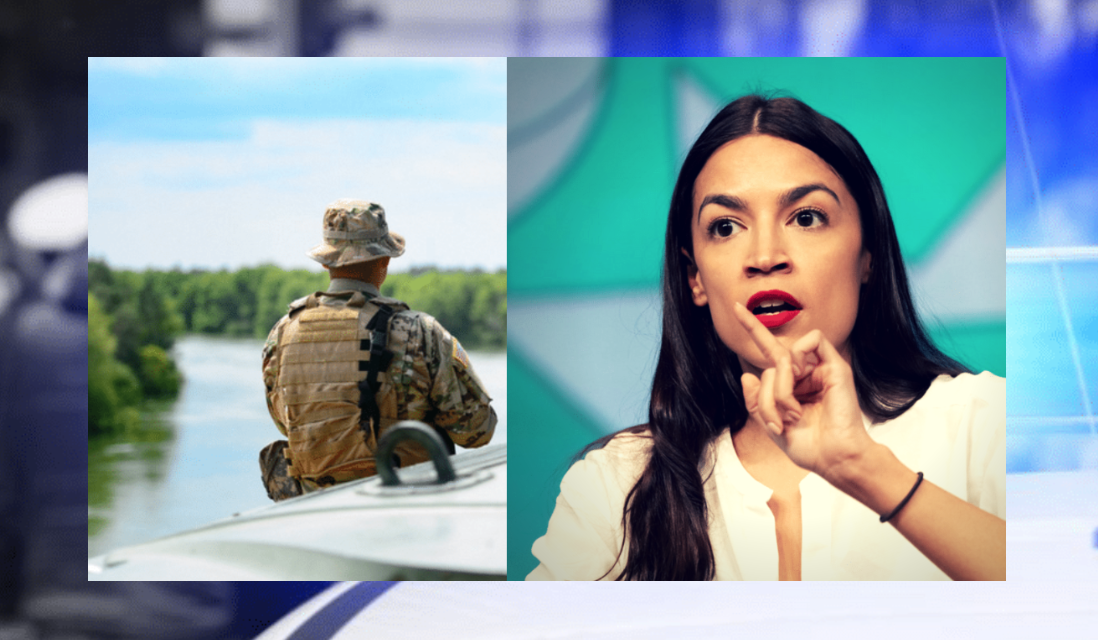 AOC: Why stop with ICE? Let's get rid of Homeland Security too.