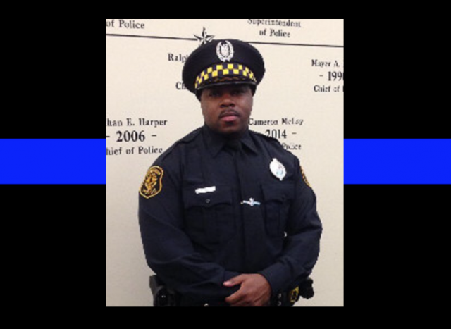 Heartbroken: off-duty cop passes away after being shot in the back