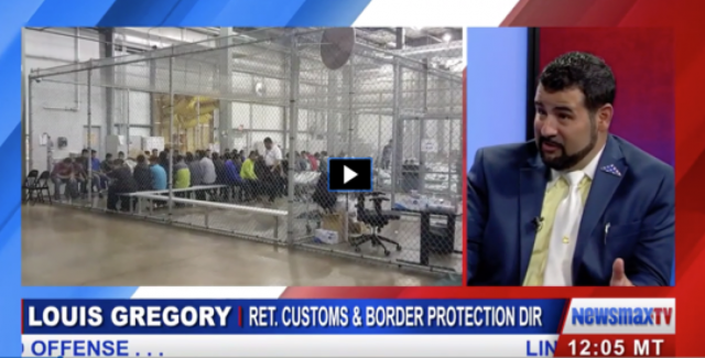 Retired border official: stop demonizing law enforcement and let them work