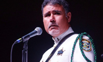 The Singin' Lawman: Artie Rodriguez and the call to serve