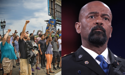 Black sheriff: If Black lives mattered, people would protest at abortion clinics