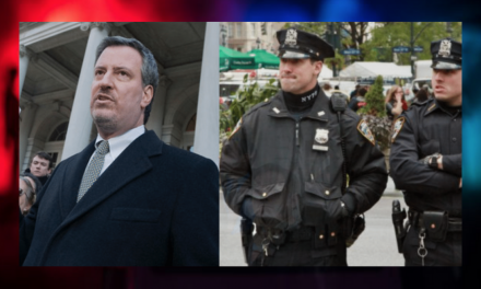 Decorated NYPD detective to NYC Mayor de Blasio: control your city!