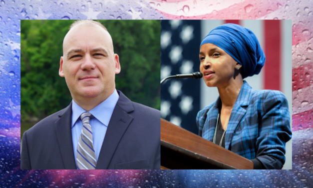 Veteran cop calls out Ilhan Omar over new movie that glorifies killing of red state Americans