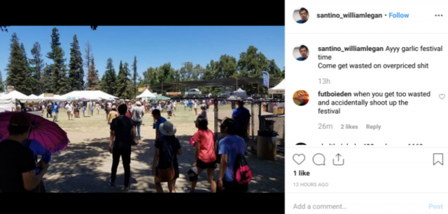 Here's everything we know about the Gilroy Garlic Festival shooter