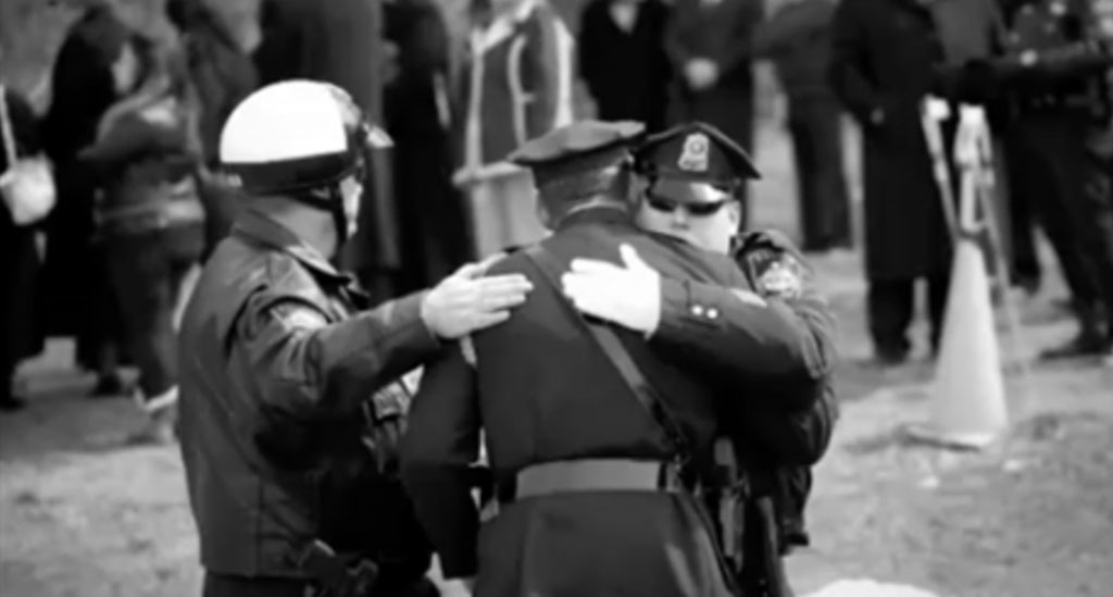 Dear Americans – It's Time To Stand Behind Our Police