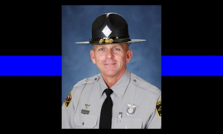 Heartbreaking: Trooper injured in crash now paralyzed from the neck down.