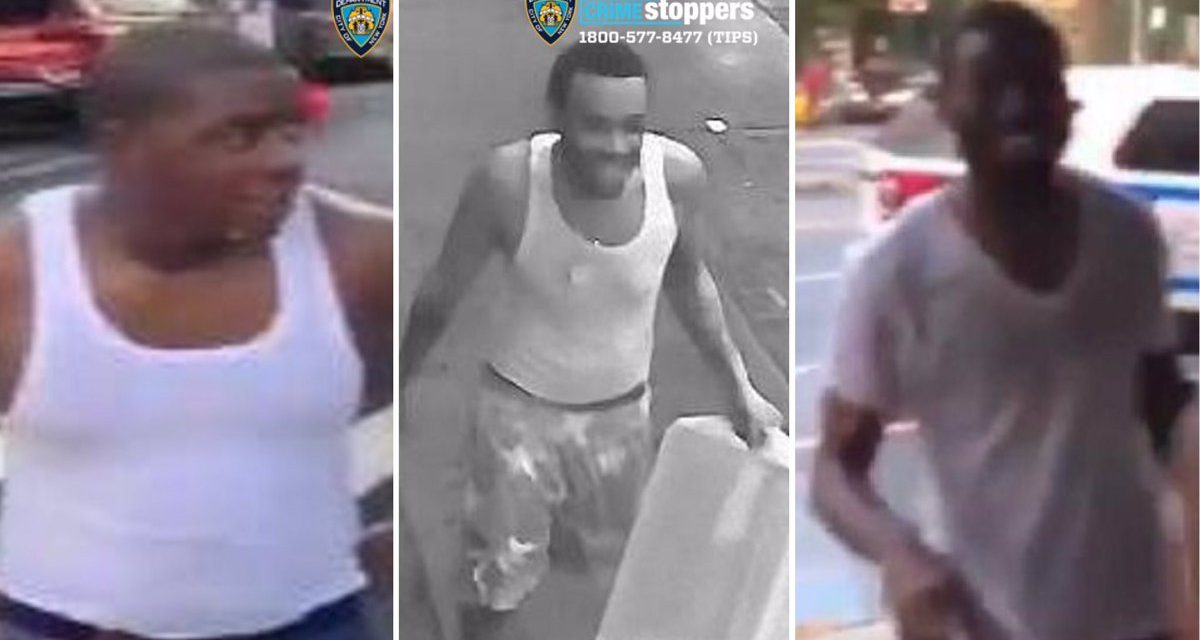 """Felons arrested for dumping water on NYPD.  Attorney: $3,500 bail is """"racist""""."""