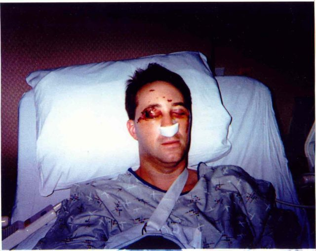 Profiles In Courage - Shot 10 Times And Left On The Road To Die - Staff Sgt. Dub Gillum.