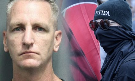 "Officer, Marine needs help after Antifa gets crowd funding sites to ""convict"" him of ""hate crime"""