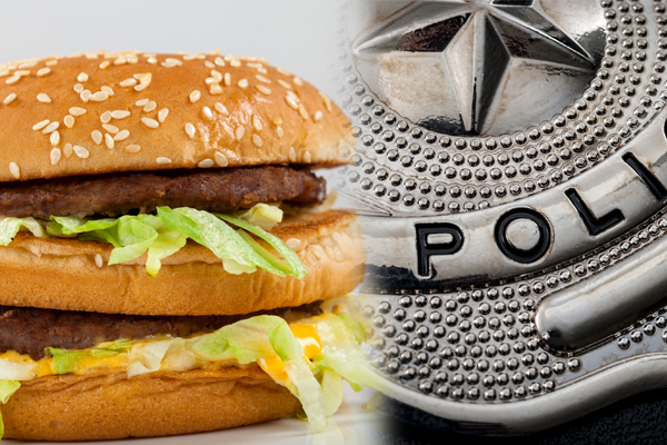 McDonalds employee turns away paramedics thinking they are cops – gets fired