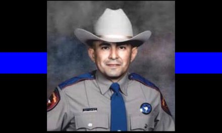 Officer Down: Texas Trooper dies five months after being shot.  Capital murder charges coming.