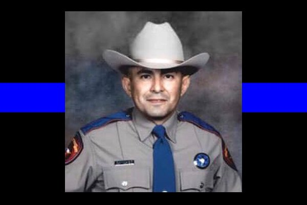 Texas State Trooper Moises Sanchez has passed away, according to DPS. (Photo Source: TX DPS)
