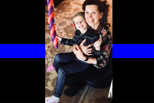 Cop's daughter and her grandma killed in a tragic accident – this is how fellow officers will help them live on.