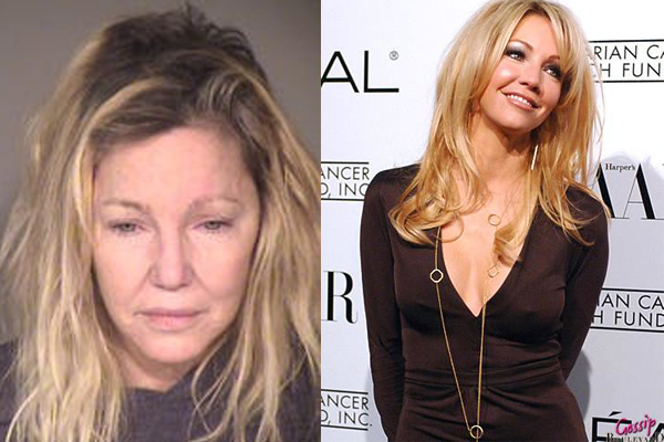 Heather Locklear sentenced to prison for assaulting police officer