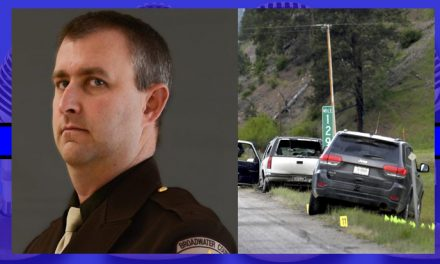 Profiles In Courage – Deputy Mason Moore Was Shot And Executed – Jodi Moore