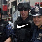 NYC sells soul of NYPD to Nike – for $20k.  We'll buy it back for $25k.