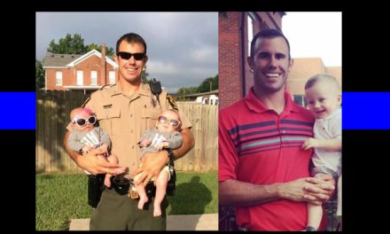 Officer Down: State trooper, father of three including newborn twins murdered while serving arrest warrant