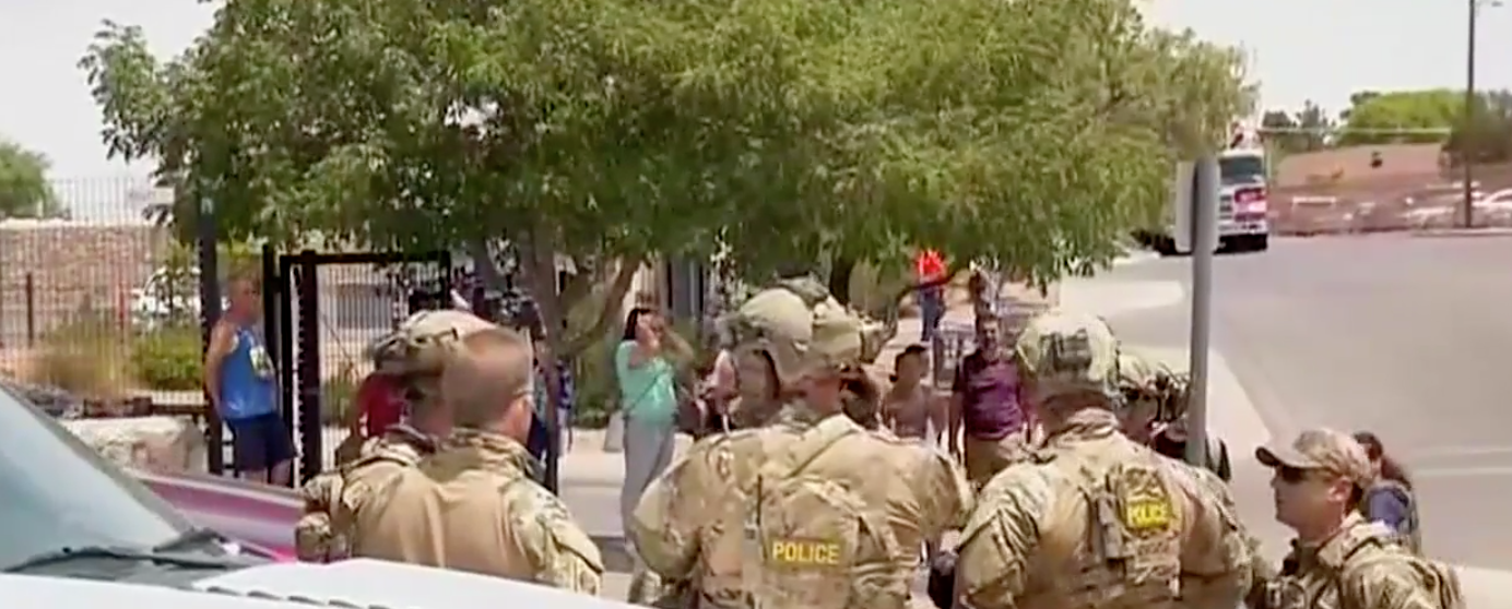Mass shootings in El Paso and Dayton