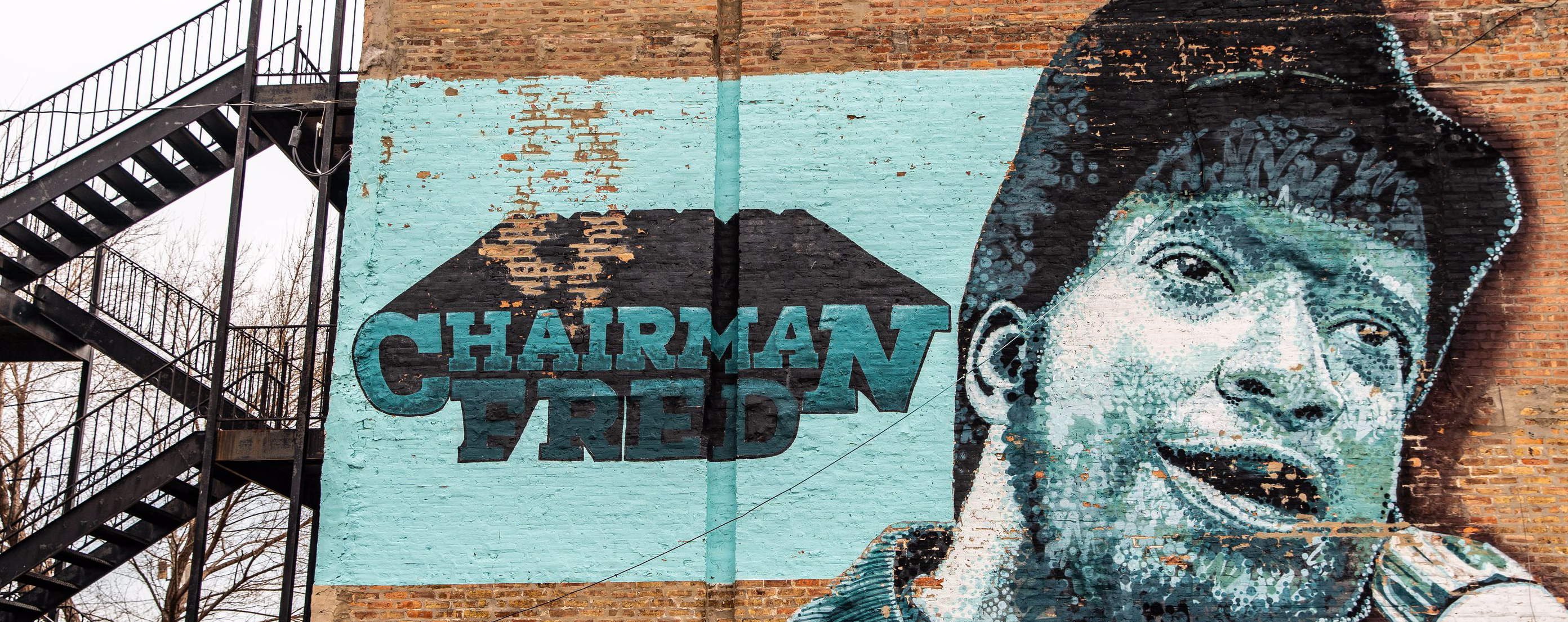 It's a group widely known for murdering police officers. And now the media is celebrating a mural dedicated to their leader who was killed by police.