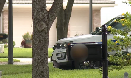 HOA tells cop to move her police car into driveway or face legal action