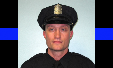 Officer down: rookie police officer dies on family vacation