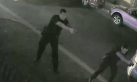 Footage shows officers running into heavy fire to take out Dayton shooter