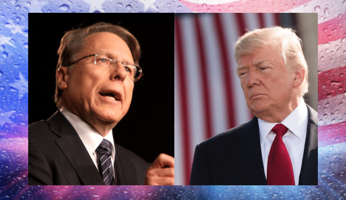 Infringement? NRA warns Trump on supporting background checks