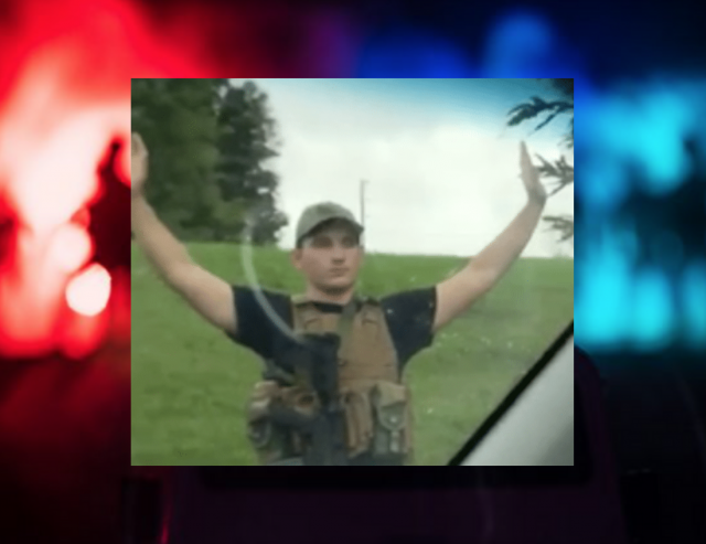 Chaos: Armed man storms Walmart with 100 rounds of ammo, firefighter risks life to save everyone.