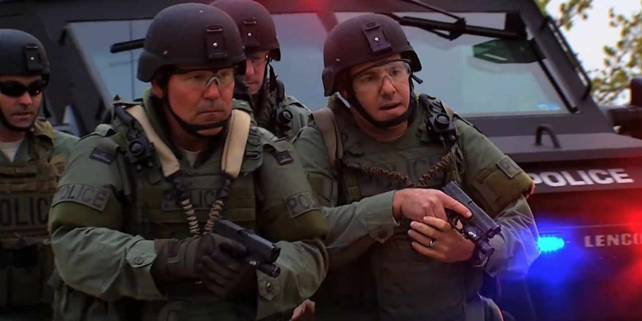 'Mom, they shot me!' – police officers sued over botched SWAT raid