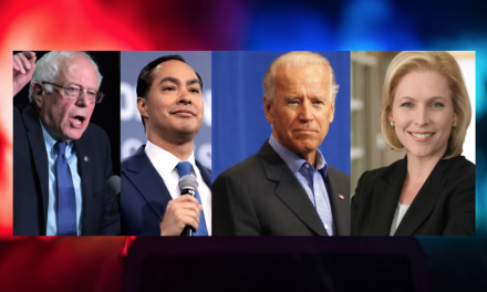 Buyback: Here are the 2020 candidates who want to take away your rights