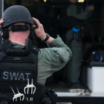 Officers attacked, tactical team responds and handles the threat