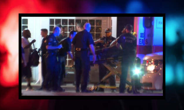Officer ambushed, shot in chest during traffic stop