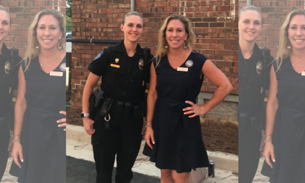 "Southern mom, business owner runs for Congress: ""It's time we respect law enforcement again."""