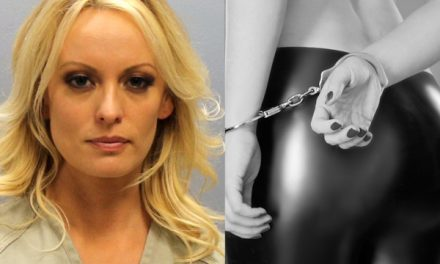 Hands off: Five cops now under attack for arresting Stormy Daniels
