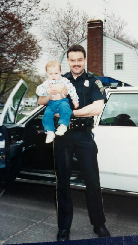 What I wish I told my police officer father the night before he killed himself