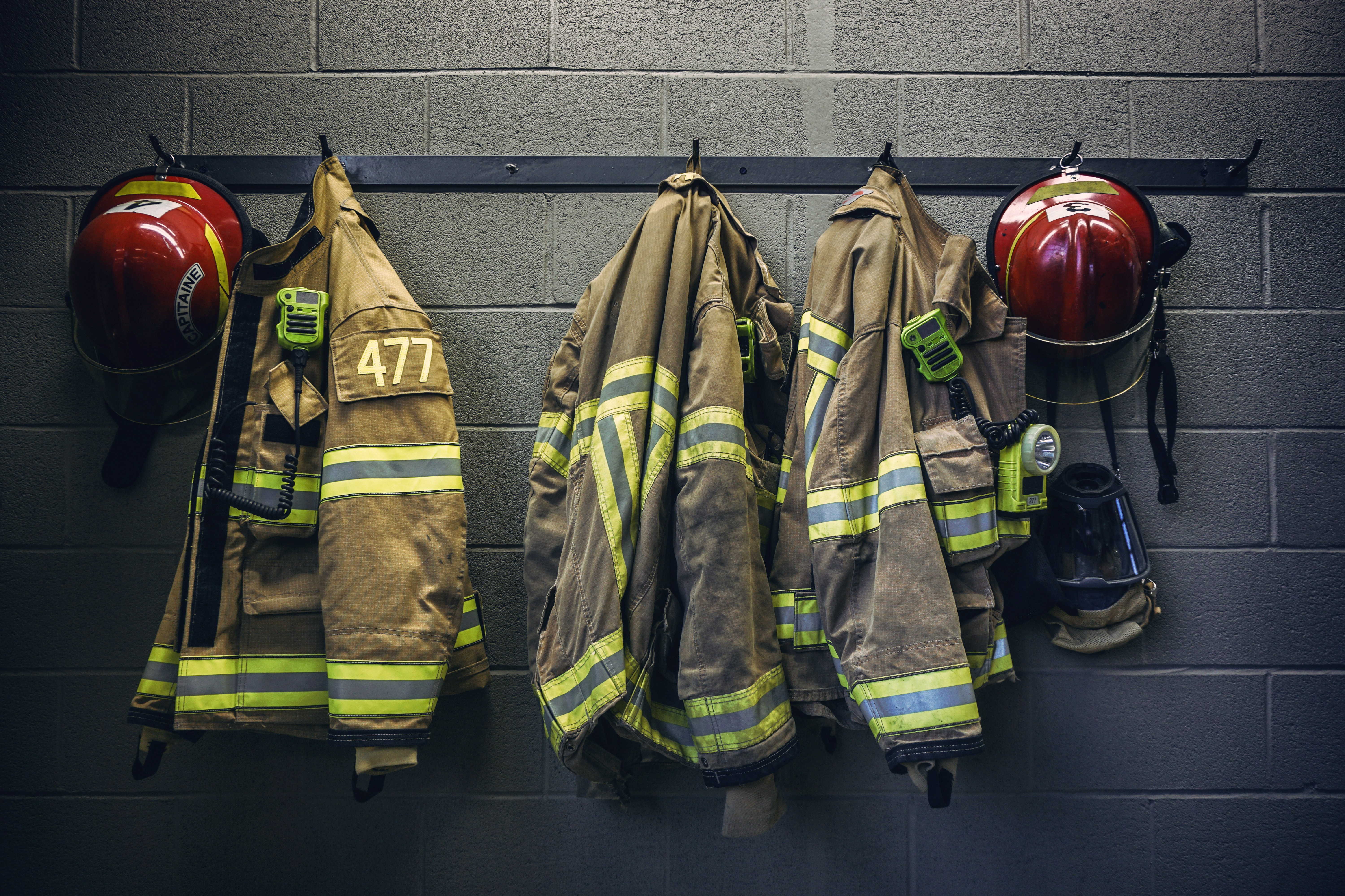 Pennsylvania fire company is closed for failing to address volunteer's Proud Boys ties