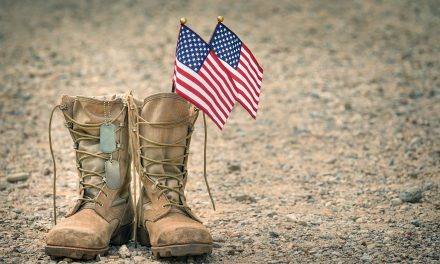Army veteran: The blood on these boots is a reminder to keep going