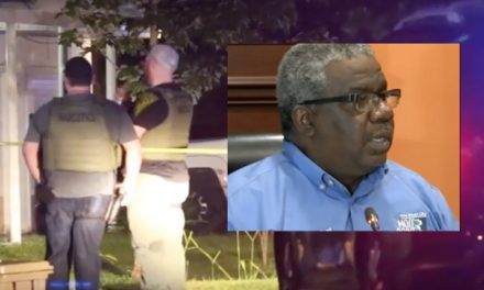 Alderman who attacked cop that killed gun-wielding suspect now claims he was an eyewitness
