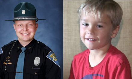State trooper saves choking 5-year-old boy on family trip